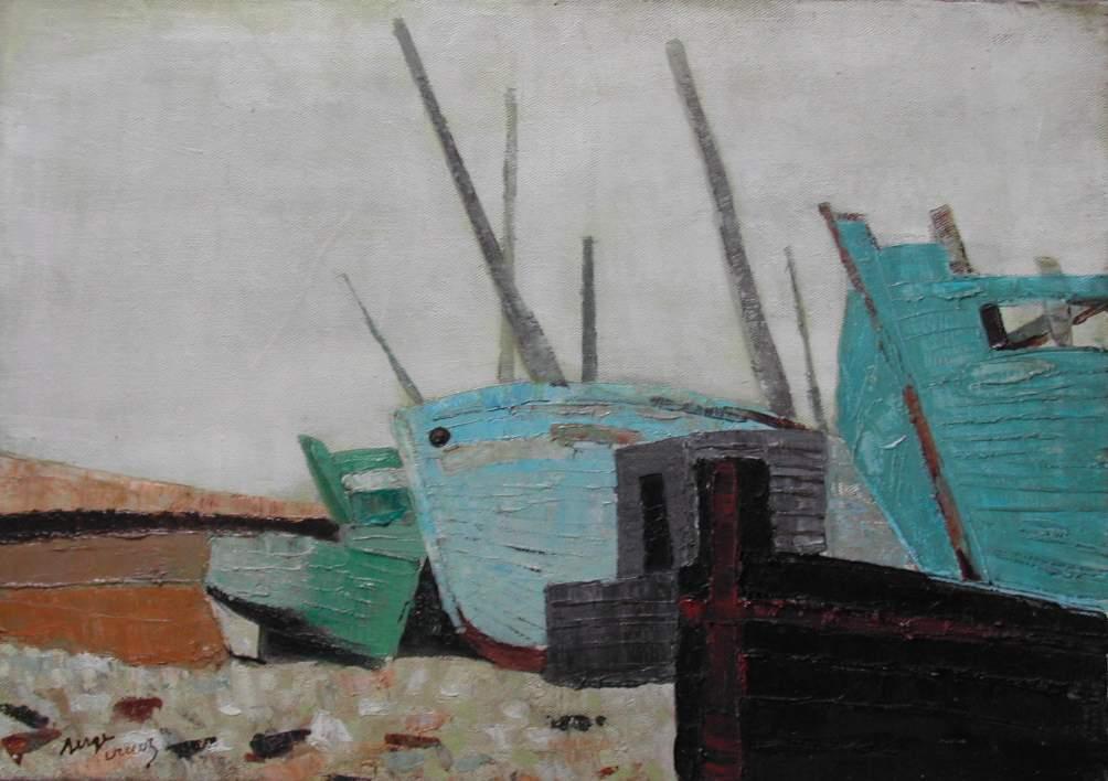 Serge Creuz - La Jeune Peinture Belge - Galerie du ...